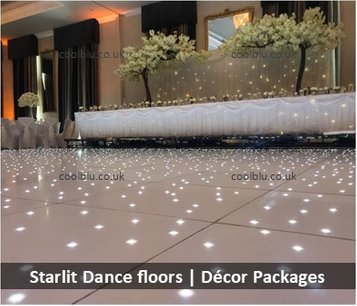 LED Dance floor | North East | Middlesbrough | Darlington
