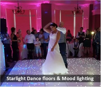 Wedding DJs | LED Dance floors | Middlesbrough | Darlington | North East