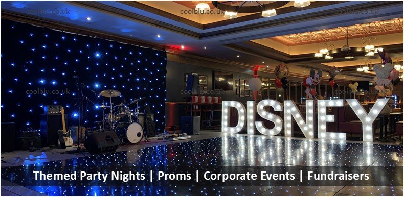 Themed Parties | Corporate events | Proms | Fundraisers | Awards