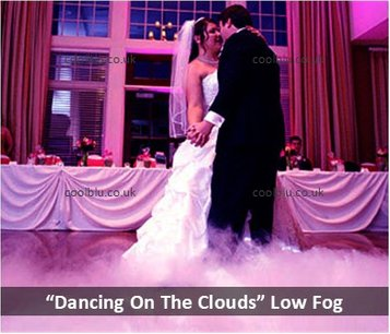 Dry Ice | Low Fog FX | Wedding Extras | Darlington | Middlesbrough